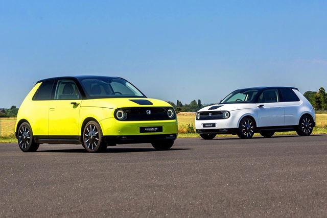 「Honda e」の2020年における日本での発売が楽しみだ