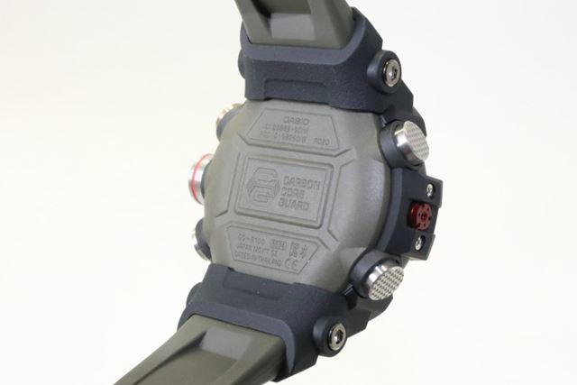 グラスファイバー強化樹脂を用いたバックカバー