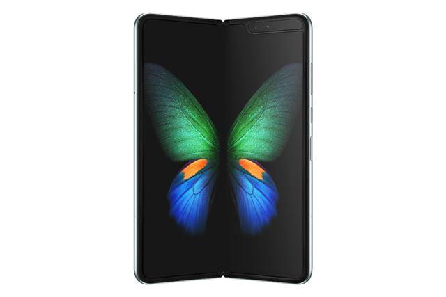 2019年9月にようやく発売される「Galaxy Fold」