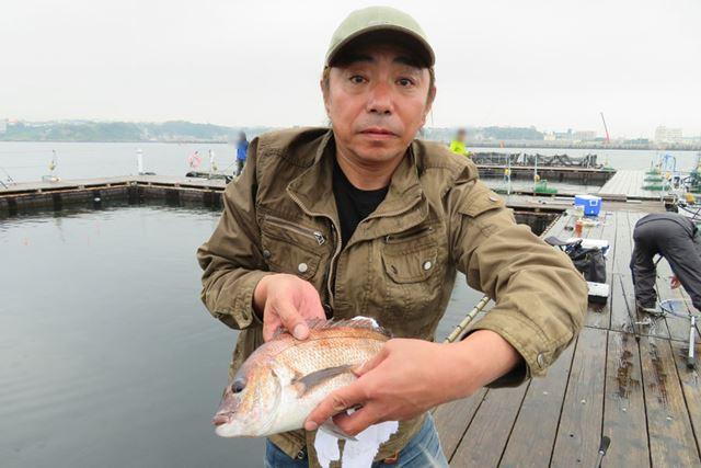 結局最後まで、釣れたのはマダイのみ。これなら「コアスペックII 真鯛」のほうがよかったのでは!?