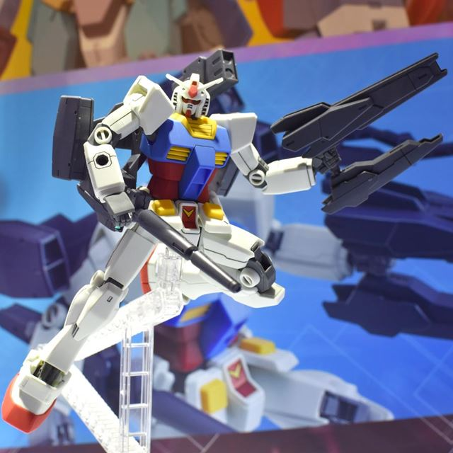 「RX-78-2 ガンダム」をカスタマイズ