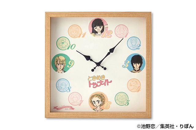 【池野恋40周年コラボ】掛け時計