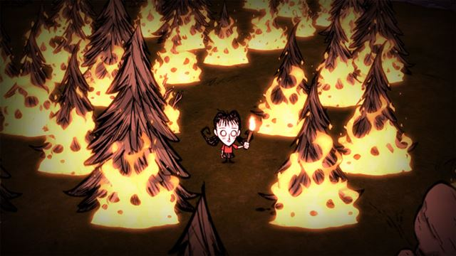 (C)Don't Starve (C)Klei Entertainment Inc. 2013