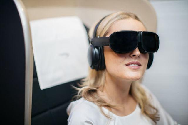 VRサービスは機内サービスの新たな一手になる?