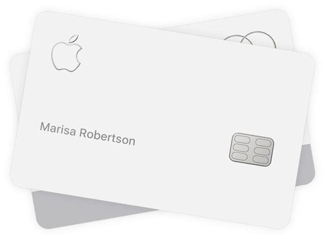 「Apple Card」は大切に扱いましょう(画像はアップルより)