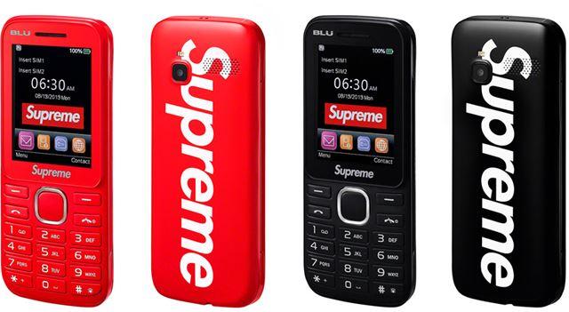 Supremeがフィーチャーフォンを発売へ