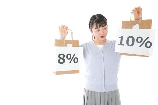 軽減税率の対象となる「8%」か、対象外の「10%」か。その線引きは非常に複雑