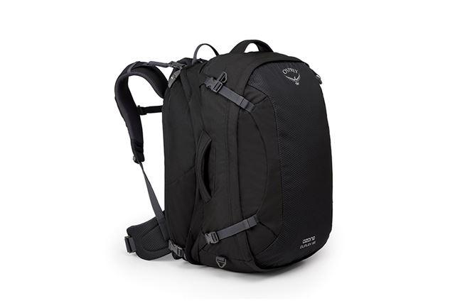 それぞれ目的に応じた機能を持つバッグを、ひとつにまとめて使用可能