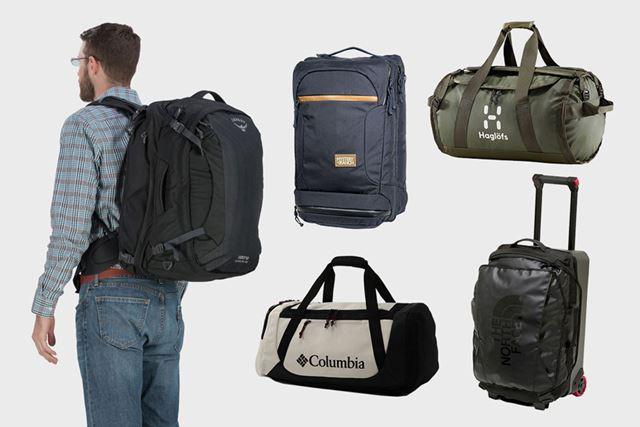 人気アウトドアブランドから、連泊に対応する容量40〜65Lのトラベルバッグを厳選