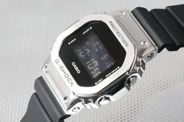 2019年9月に発売されたG-SHOCK「GM-5600-1JF」