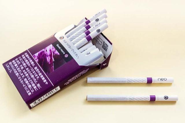 加熱式タバコだけでなく、VAPEシーンでも人気のブルーベリーメンソール