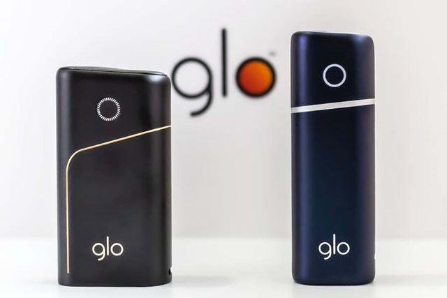 写真左が「グロー・プロ」4,980円(税込)、右が「グロー・ナノ」3,980円(税込)