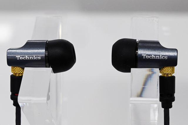 Technics初のイヤホン「EAH-TZ700」