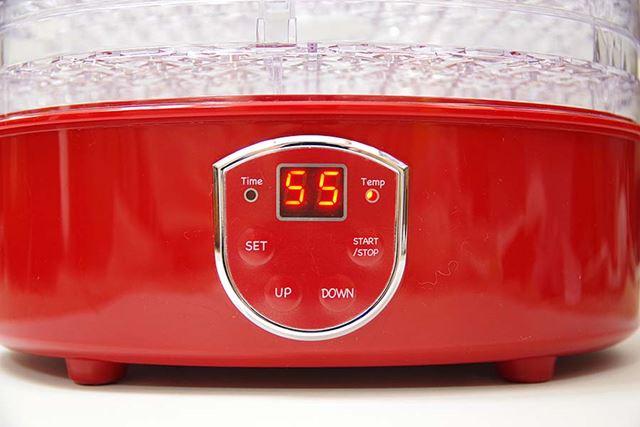 温度は5℃刻みで35〜70℃、時間は1時間刻みで12時間まで設定可能