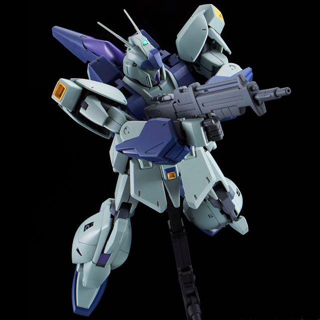 「MG 1/100 リ・ガズィ(ユニコーンVer.)」