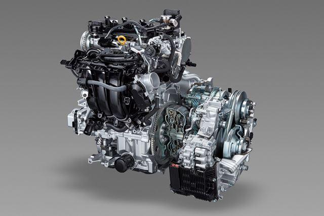 トヨタ 新型「ヤリス」に搭載される「直列3気筒1.5Lダイナミックフォースエンジン」と「Direct Shift-CVT」