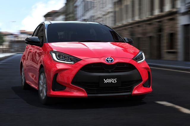 トヨタ 新型「ヤリス」は、新プラットフォームの採用などによって、走りの質も相当に高まっていそうだ