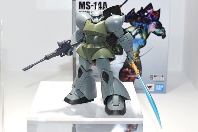 <SIDE MS>MS-14A 量産型ゲルググ ver. A.N.I.M.E. 〜ファーストタッチ3500〜