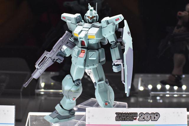 <SIDE MS> RGM-79N ジム・カスタム ver. A.N.I.M.E.