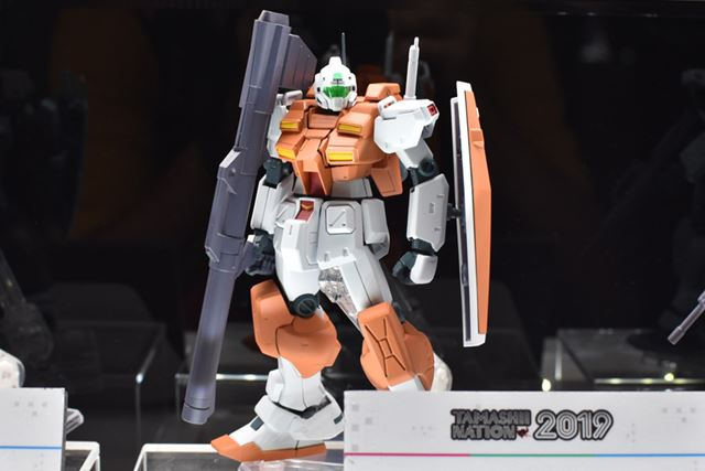 <SIDE MS> RGM-79 パワード・ジム ver. A.N.I.M.E.