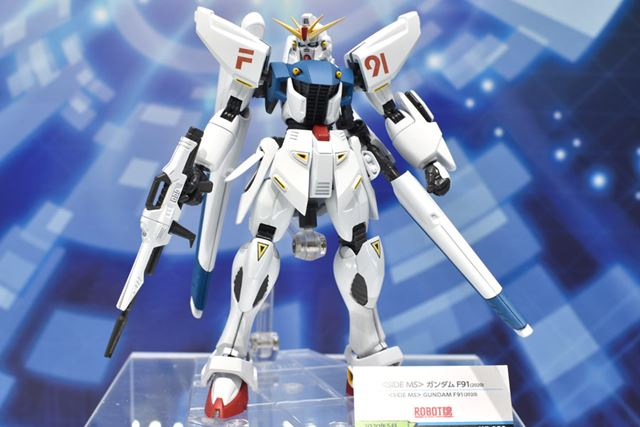 <SIDE MS> ガンダムF91(2020)