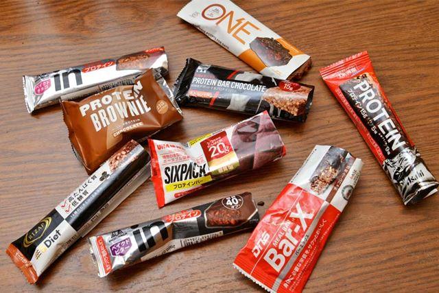 どの商品もボリュームがしっかりあって、間食や軽食にピッタリ