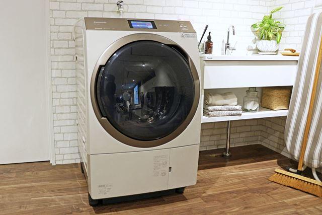 容量(洗濯・脱水/乾燥)は11kg/6kg。市場想定価格は38万円前後(税別)で、2019年11月1日発売予定