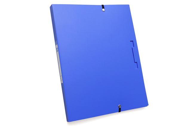 自立する珍しい書類ファイル「クリヤーブック固定式 タテル」。「カウネット」価格は508円(税込)