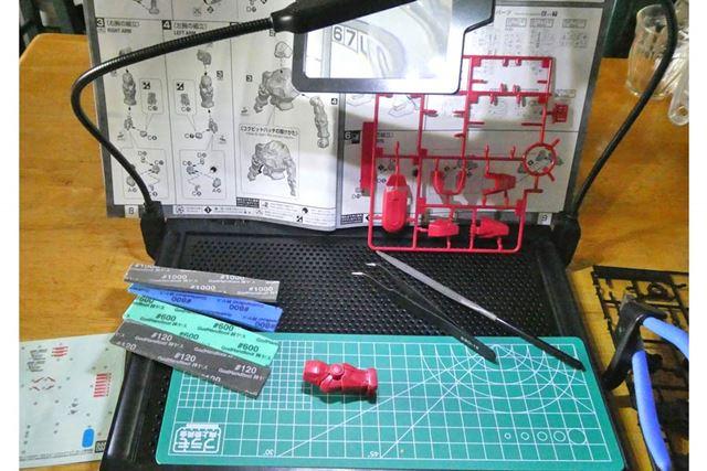 パーツの切り出しから加工、組み立てまで、ワークステーションProひとつでOK