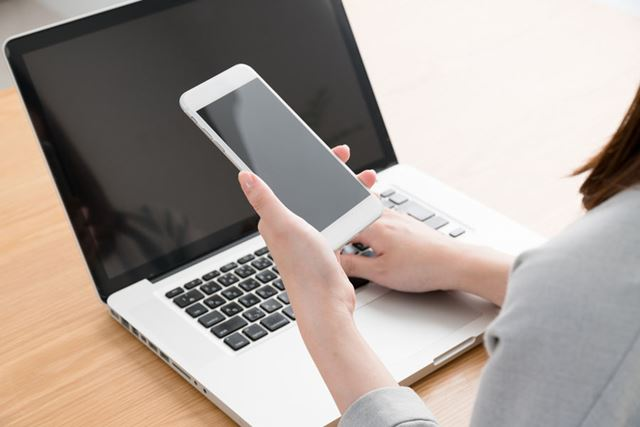 スマホ決済に対応する、ネットショッピングも増えてきた