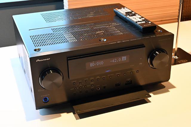 パイオニア「SC-LX904」(日本未発表製品)