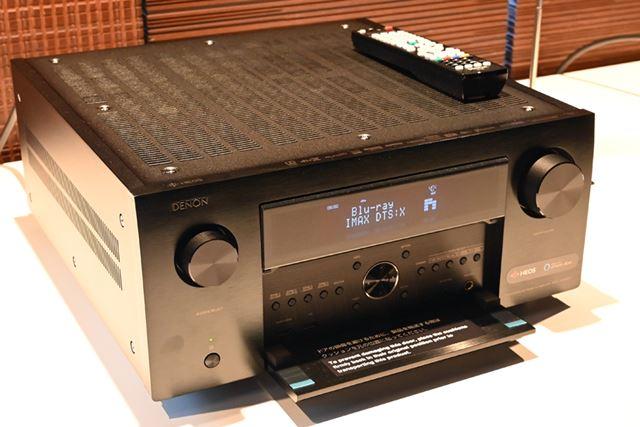 デノン「AVC-X8500H」