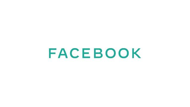 Facebookの新しいロゴ。色は表示先のサービスに合わせる形です