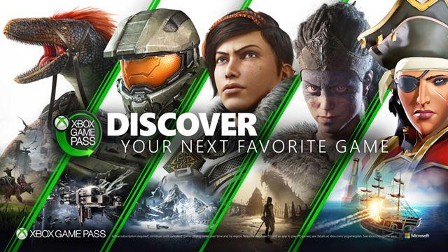 サブスクリプションサービス「Xbox Game Pass」
