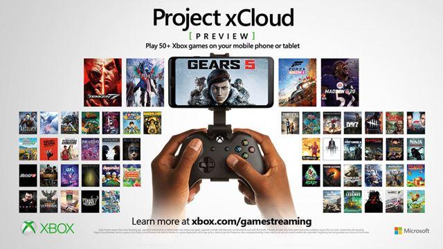 「Project xCloud」