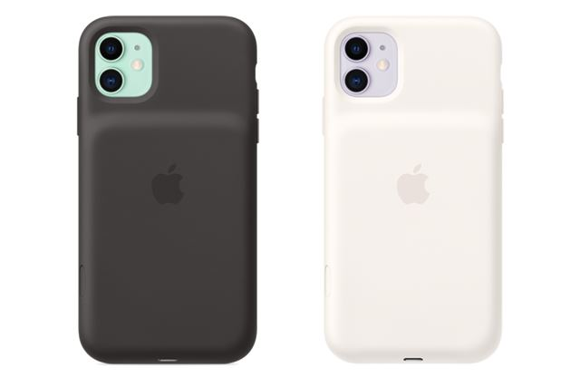 iPhone 11用のSmart Battery Case