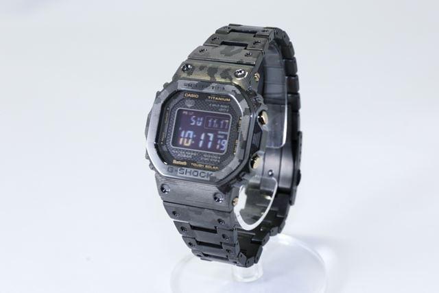 「GMW-B5000TCM-1JR」。公式サイト価格は192,500円(税込)