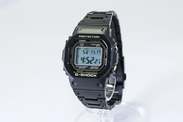 「GMW-B5000TB-1JR」。公式サイト価格は165,000円(税込)