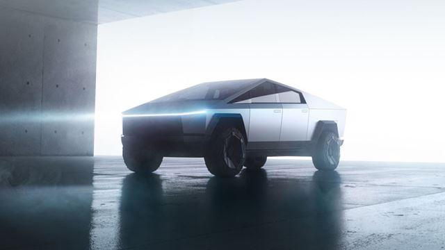 テスラが発表した「サイバートラック」