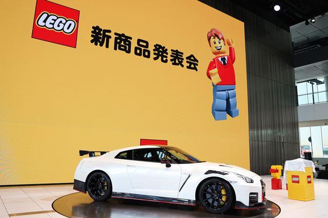 レゴ史上初の日本車とのコラボレーションとして、「NISSAN GT-R NISMO」が2020年1月に発売されます
