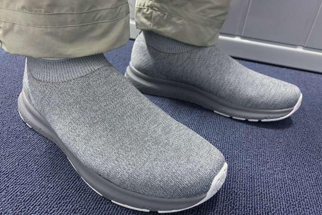 今月は、スタイリッシュなデザインと高い防水透湿性を組み合わせた1足を紹介!