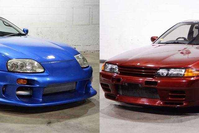 GT-R、スープラ、シルビア……アメリカで90年代「右ハンドル」日本車が超人気の理由