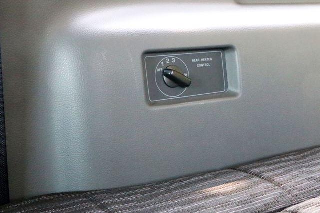 フロントシートだけでなく、リアシートや荷室も送風を全開にして暖めておこう