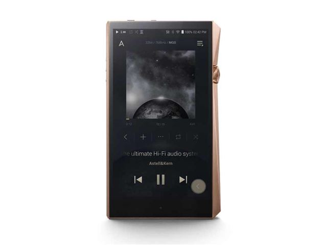 Astell&Kern「A&ultima SP2000」
