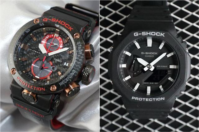 数多くの新作でわいた2019年のカシオの腕時計ブランド「G-SHOCK」。改めて、この1年を振り返ってみたい!