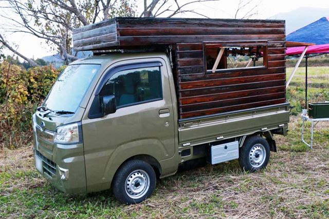 Mobile house noviに用意されているレンタルできるモデルのひとつ