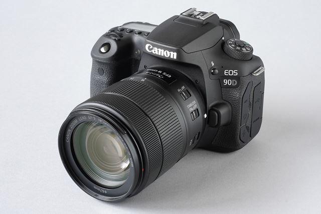 画質と連写でAPS-C一眼レフとして最高レベルを実現したEOS 90D