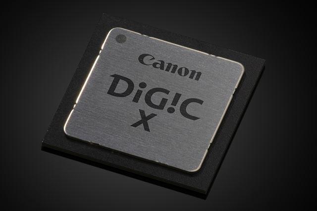 さらなる高速処理とすぐれた画像処理を実現したDIGIC X