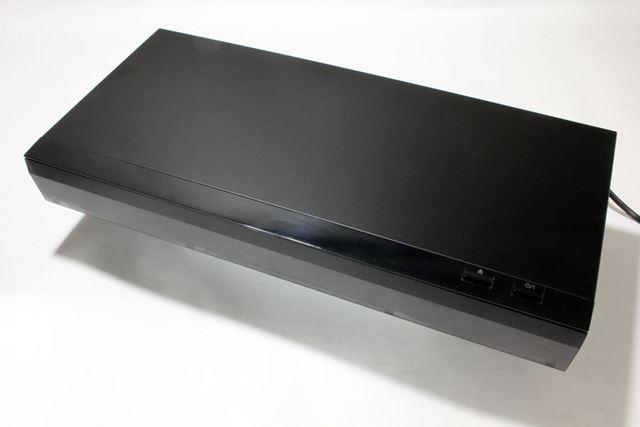導入したのは、パナソニックの2019夏モデル「おうちクラウドディーガ DMR-4W400」