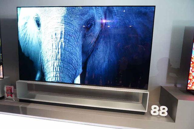 8K液晶テレビの「NanoCell TV Nano 9」シリーズ